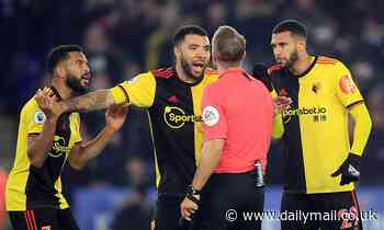 Watford 0-0 Crystal Palace: Bore draw at Vicarage Road as Nigel Pearson watches on