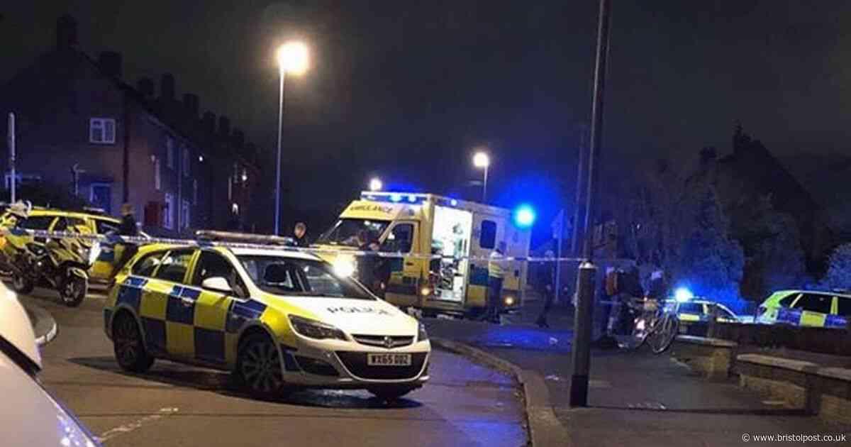 Man taken to hospital after stabbing in Lockleaze
