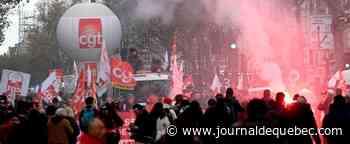 France: la grève dure dans les transports, manifestations dans plusieurs villes
