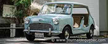 Une rare Mini sans portières vendue plus de 300 000$