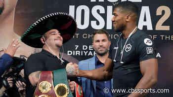 Andy Ruiz Jr. vs. Anthony Joshua 2: Fight undercard, date, start time, odds, location, rumors
