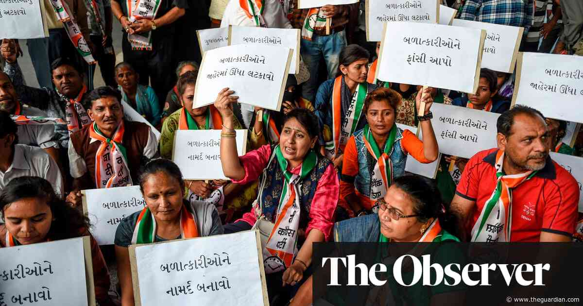 'I will die if I have to': hunger striker leads fight against rape crisis in India