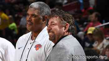 Knicks' president Steve Mills reportedly on hot seat, too