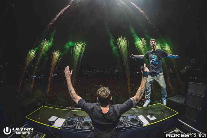 "The Chainsmokers At Last Complete Their Third Album, ""World War Joy"""