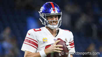 Eli Manning to start vs. Eagles as Giants rule out Daniel Jones for 'Monday Night Football' matchup