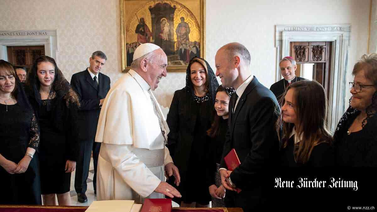 Maltas Regierungschef sucht Rat beim Papst, sein Stabschef wird erneut einvernommen