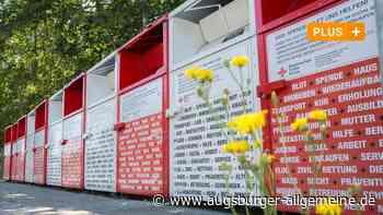 Das Rote Kreuz Landsberg stöhnt unterder Altkleiderschwemme
