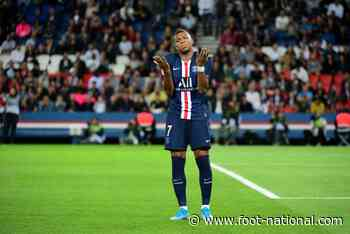 Montpellier mène face au PSG qui perd deux joueurs sur blessure