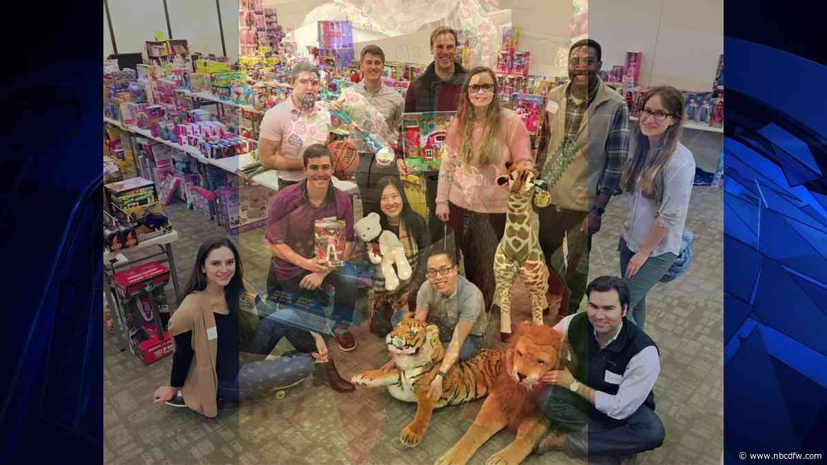 Holiday of Hope Toy Drive Aims to Help Abused Children