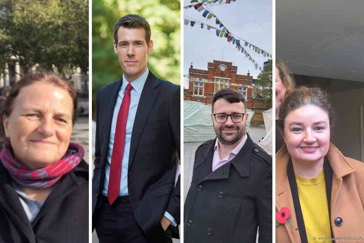 Greenwich and Woolwich Election 2019 - Your candidates questioned