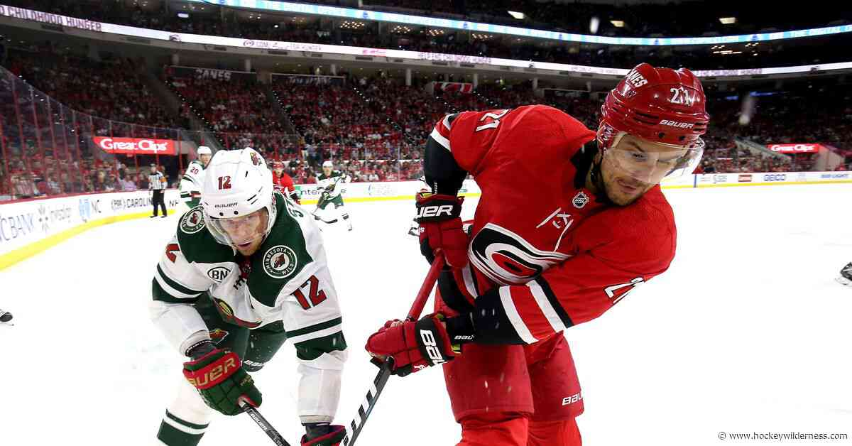 Preview: Wild to finish road trip in Carolina