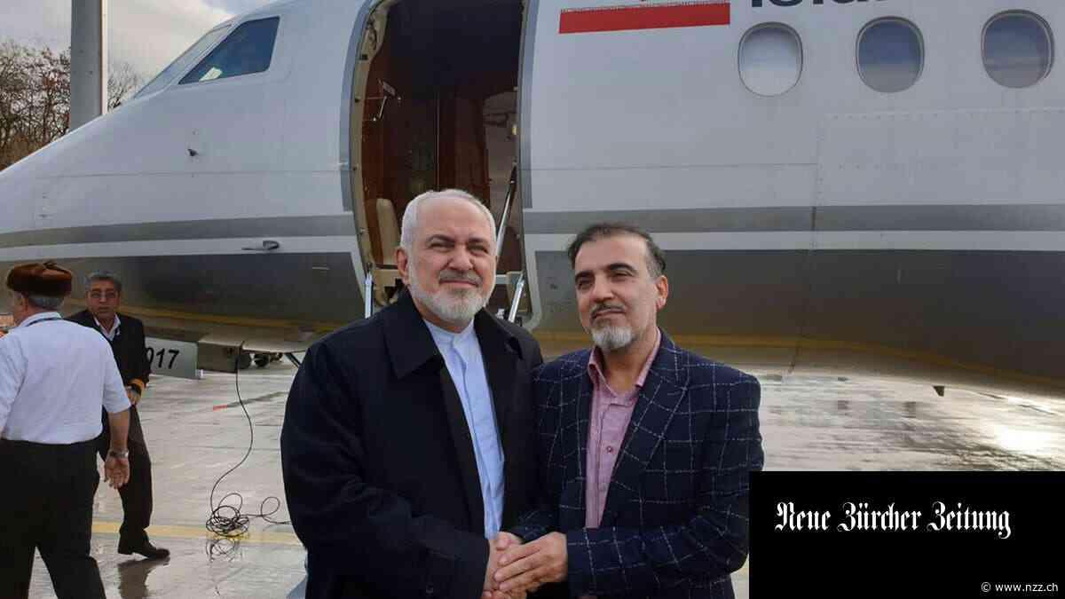 Iran und die USA tauschen Gefangene am Flughafen Zürich aus