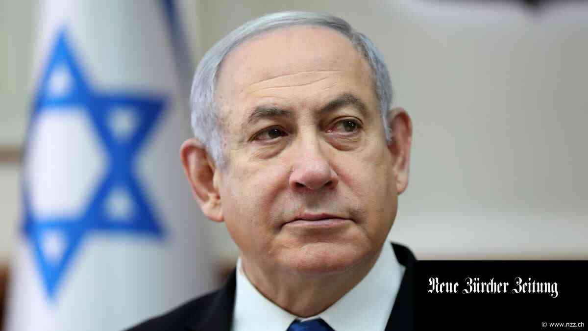 Netanyahu fordert Stichwahl zwischen sich und Gantz