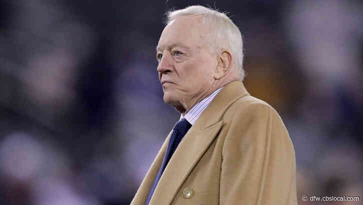 Cowboys' Jerry Jones Gets Cut Off For Repeatedly Cursing During Radio Interview