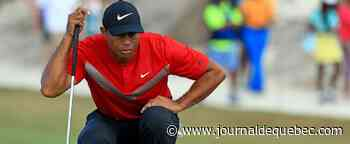 Tiger Woods incapable de gagner son tournoi