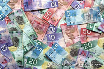 Two arrested in counterfeit currency investigation