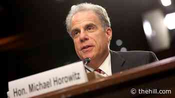 Horowitz report expected to clear FBI of misdeeds in Russia probe