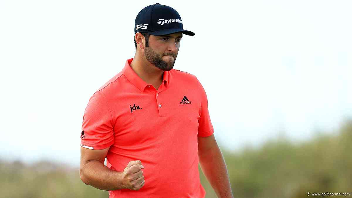 Rahm finishes off '9 out of 10' year with Hero runner-up