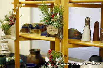 PHOTOS: Ponoka Potters Guild Winter Show and Sale