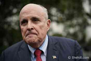 Trump: Giuliani to deliver report on Ukraine trip to Congress, Barr