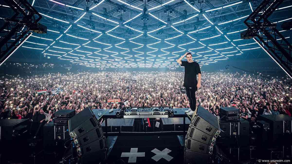 WATCH: Martin Garrix LIVE @ The Ether Amsterdam RAI 2019