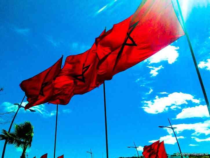 Gestolen Ferrari en drugs gepakt bij invallen criminele organisatie Marokko na tip