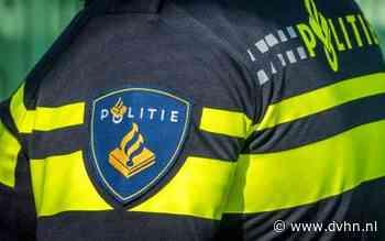 Politie maakt excuses voor agenten die selfie maken bij de ingestorte grillroom in Coevorden