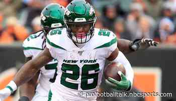 Jets downgrade Le'Veon Bell to out