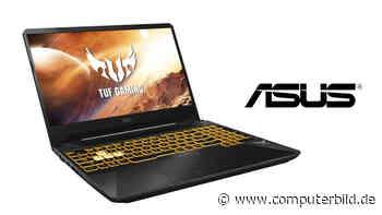 Adventskalender: Asus TUF Gaming FX505 zu gewinnen