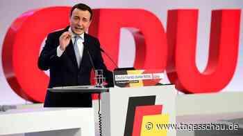 Paul Ziemiak: Ein Jahr CDU-Generalsekretär
