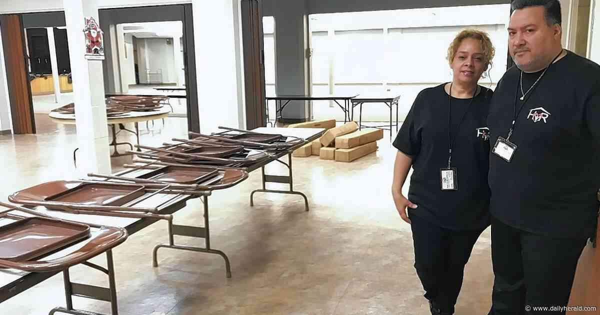 Elgin emergency shelter looking for volunteers ahead of single-digits temps