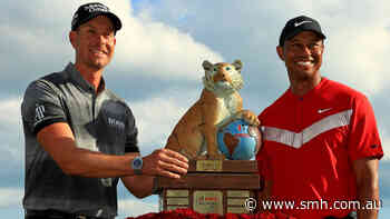 With shot of the day, Stenson tames Tiger and Co in Bahamas