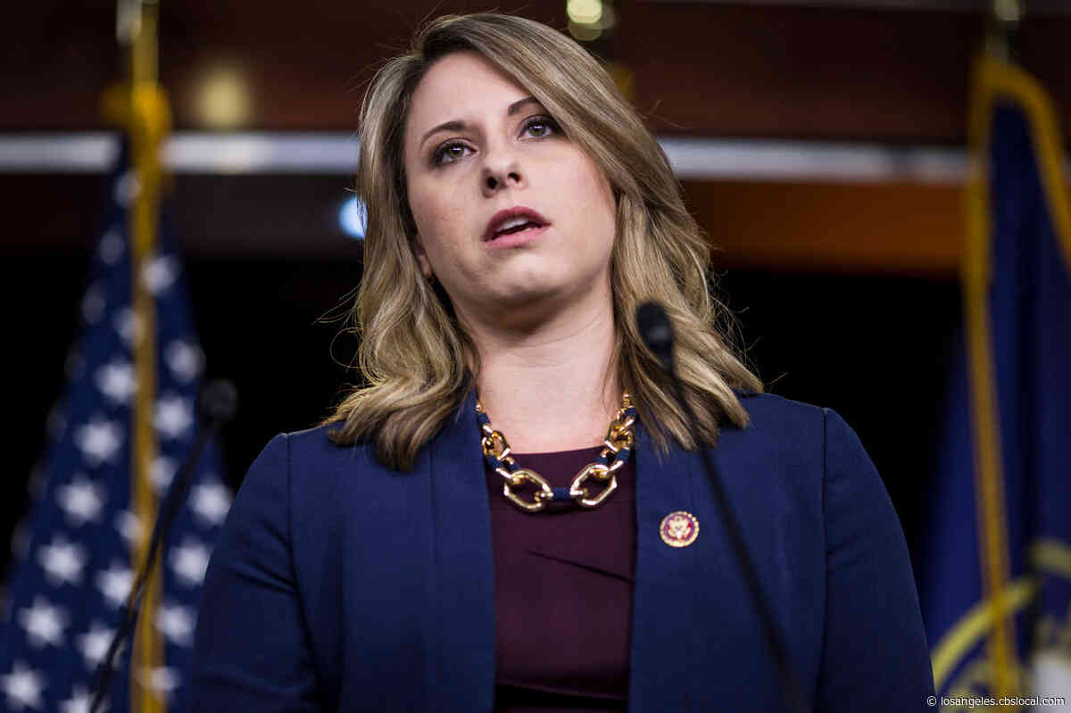 Katie Hill Pens Emotional Op-Ed About Stepping Down From Congress