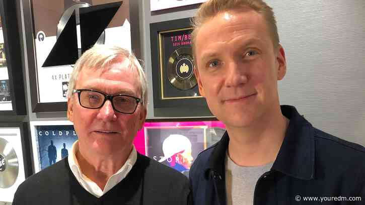 Avicii's Father Klas Bergling Gives New Interview After Emotional Tribute Concert