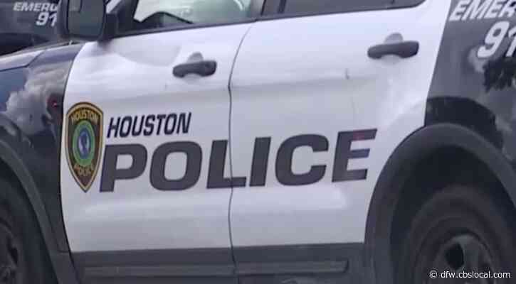Police: Houston Officer Shot, Suspect In Custody