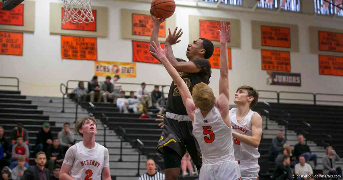 Jacobs wears down McHenry