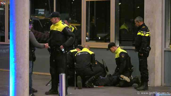 Diverse aanhoudingen na Mega Piraten Festijn in Arnhem