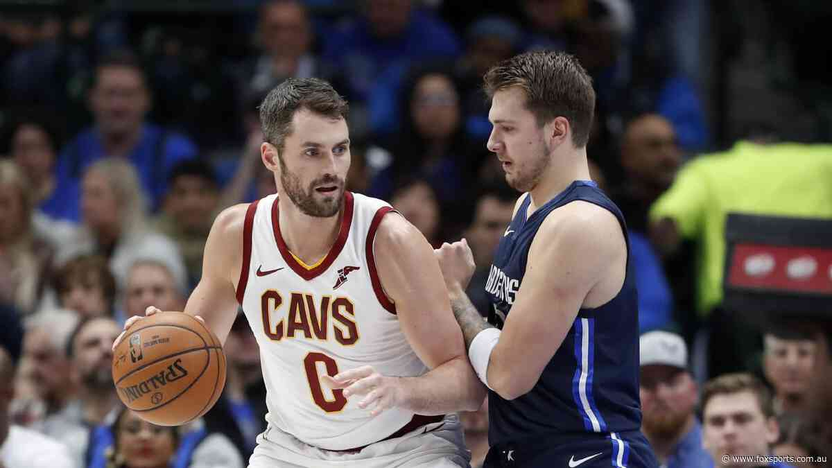 NBA Rumour Mill: Cavs reportedly willing to listen to trade offers for Kevin Love