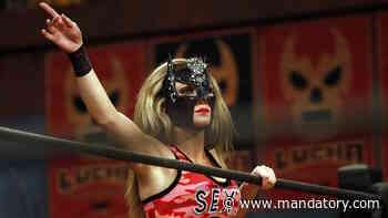 Sexy Star Wins Second Pro MMA Fight