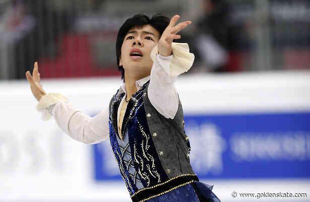 Japan's Sato stuns at Junior Grand Prix Final; snatches gold