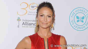 Stacy Keibler Reveals She's Expecting Third Child