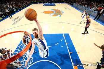 GAME RECAP: Pacers 104, Knicks 103