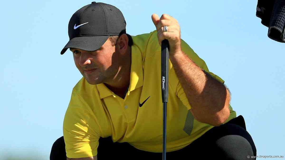 Aussie star roasts American bad boy Patrick Reed for 'bulls**t' cheating excuse