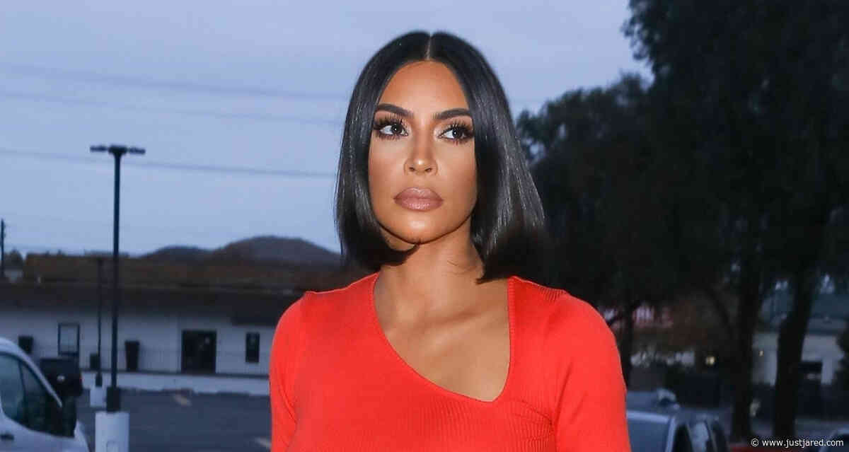 Kim Kardashian Shares Super Sweet Photos of Sons Saint & Psalm!