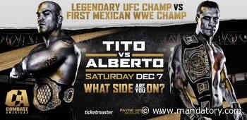 Tito Ortiz Dominates Alberto El Patron, Submits Him In The First Round