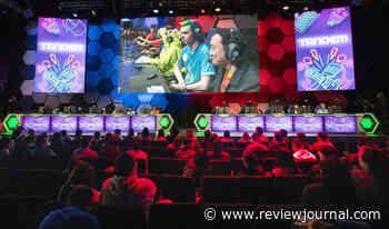 'League of Legends' celebration brings players, fans to Las Vegas