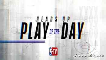 Heads Up Play of the Day | Dec. 7