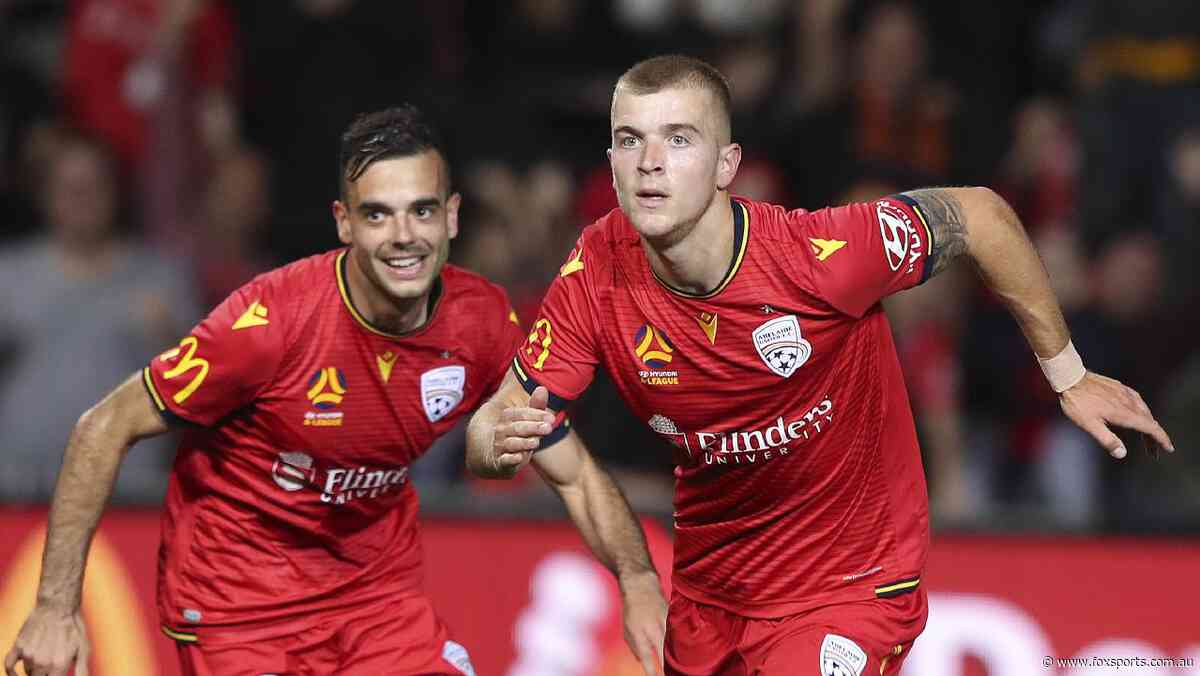 A-League: Adelaide United v Newcastle Jets live blog