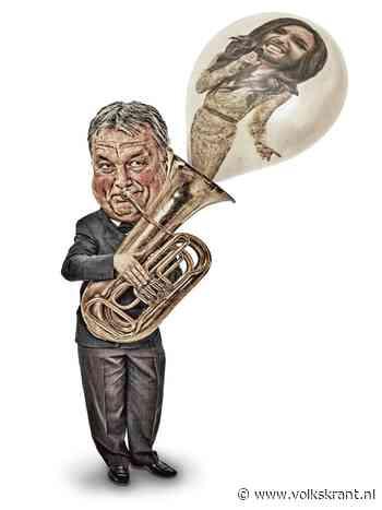 Typisch Viktor Orbán om het Songfestival een boycot waard te vinden