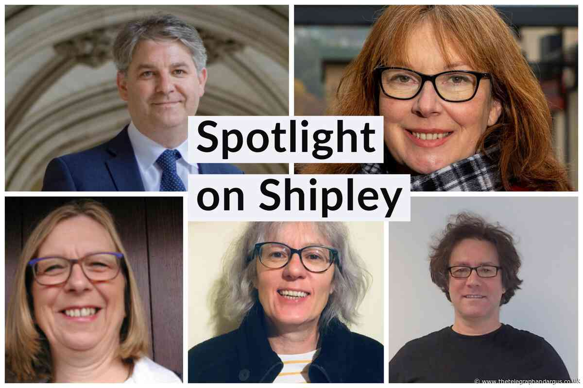 GENERAL ELECTION: Shipley constituency profile